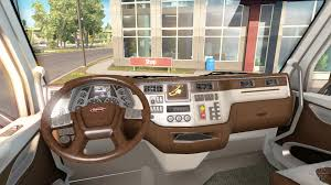 new peterbilt trucks the new color peterbilt 579 interior for american truck simulator