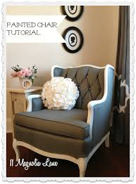 change upholstery on chair tutorial how to paint upholstery fabric and completely transform a