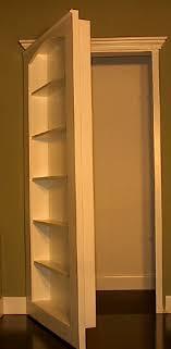 Hideaway Closet Doors Hide A Door Secret Doors And Passageways