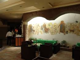 Interior Panel Paint Interior Interior Design Panel Wall Mural Painting How To Paint