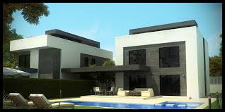 modern villa modern white nuane of the modern villa midgard that can be decor