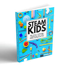 steam kids print kids craft room