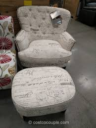 Accent Chairs And Ottomans Pulaski Accent Chair And Ottoman