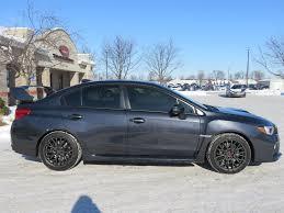 used 2016 subaru wrx sti wheels for sale 2016 used subaru wrx sti awd 18