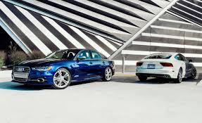 audi a6 or a7 2014 10best cars feature car and driver