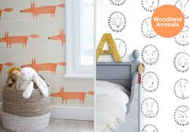 top 20 modern wallpapers for kids rooms design lovers blog