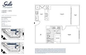 the gale floor plan gale fort lauderdale luxury condo property for sale rent af realty