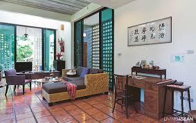Modern Thai Style House - Thai style interior design