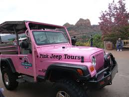 cool pink jeep sedona adventures we are going on a bear hunt