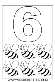 coloring pages numbers 1 10 coloring pedia