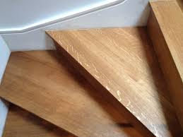 rift and quartered white oak stairs custom staircase parts