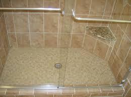 shower amazing how to tile shower floor tile design alluring how