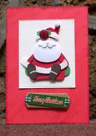 christmas card handmade kids ne wall