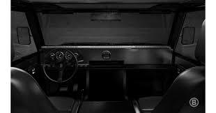 bollinger b1 bollinger motors hints at all electric sport utility truck interior