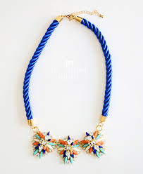 diy jewelry statement necklace images Quick diy statement necklace for beginners happiness is creating jpg