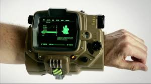 Fallout Interactive Map by Real Life Fallout 4 Pip Boy Debuted At E3 2015 Available In