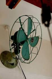 vintage wall mount fans 1940s general electric 12 fan antique vintage fans pinterest