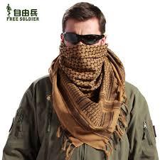 arab headband free soldier outdoor arab scarf personality big towel turban