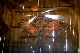 bat out of hell halloween inspiration halloween props