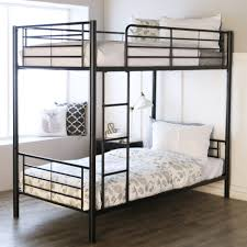 Iron Frame Beds by Ikea Bunk Beds Metal Futon Mounting Instruction Modern Bunk Beds