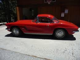 2nd corvette 1962 chevrolet corvette 2nd owner frame resto w