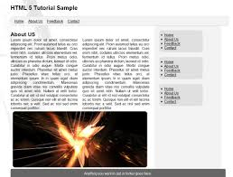 website layout using div and css website layout tutorial using html 5 and css 3