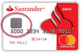 debit cards for kids credit card chips chips in debit cards santander bank