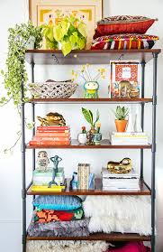 A Frame Bookshelf Plans How To Style Shelves With Personality Shelves Advice And Organizing