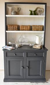 Dining Room Hutch Ideas by Best 25 Hutch Ideas Ideas On Pinterest Kitchen Hutch Hutch