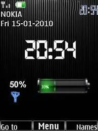 themes nokia 5130 zedge for nokia 6300 free download with a clock