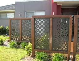 Cheap Fences For Backyard Add Privacy Outdoors With Easy Up Screens Curtains U0026 More