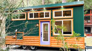 Luxury Tiny Homes by Modern Luxury Tiny House On Wheels With Incinolet Incinerataing