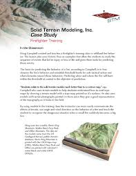 How To Read A Topo Map Calaméo Solid Terrain Modeling Inc Case Study Firefighter