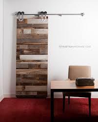 Reclaimed Wood Interior Doors Reclaimed Barn Wood Horizontal Slat Door Rustic Salt Lake For