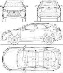 lexus nx white 2015 the blueprints com blueprints u003e cars u003e lexus u003e lexus nx 300h 2015
