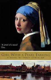girl pearl earing girl with a pearl earring by tracy chevalier