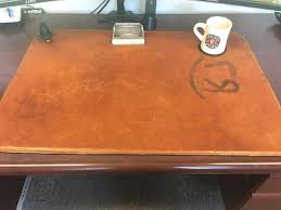 Small Desk Pad Desk Mat Leather Australia Hungrylikekevin Intended For