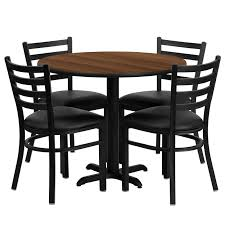 Cafe Dining Table And Chairs Cafe Restaurant Table Chair Set 36 Table 4 Chairs