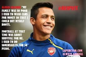 alexis sanchez early life lapercygo shocking story of alexis sanchez s childhood i used to