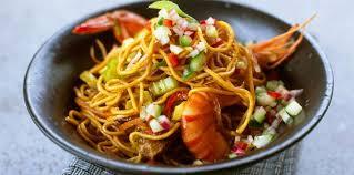 nouilles thaï facile et pas cher recette sur cuisine actuelle