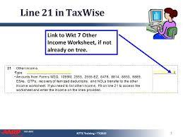 other income form 1040 u2013 line 21 pub 4012 u2013 pages d 3 and d 4 pub