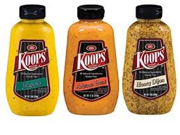 koops mustard buy koops mustard variety bundle pack jalapeno arizona heat
