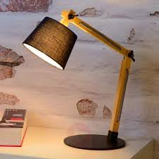 Wooden Table Lamp Buy Wooden Table Lamps From Lights Co Uk