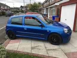 clio renault 2003 used 2003 renault clio renaultsport 172 cup 16v for sale in
