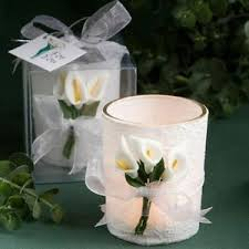 personalized candle wedding favors wedding favors candles ebay