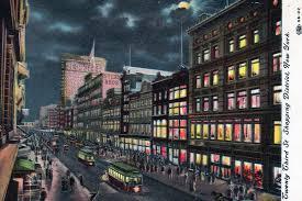 23rd street shopping ephemeral new york
