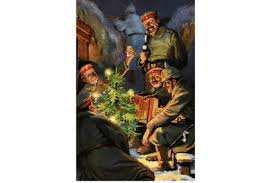 sainsbury u0027s christmas truce advert u0027confuses understanding u0027 of the