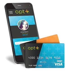 prepaid debit card prepaid debit card from opt