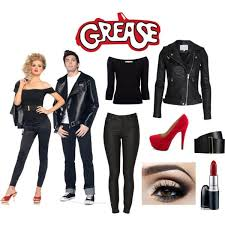 Danny Sandy Halloween Costume 25 Grease Couple Costumes Ideas Sandy Grease