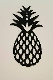 Decorative Metal Wall Art 20 Collection Of Pineapple Metal Wall Art Wall Art Ideas